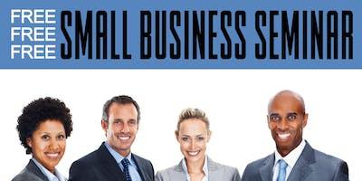 Free Small Business Seminar