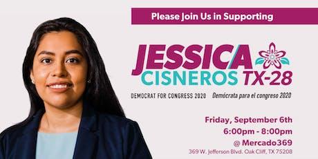 Jessica Cisneros for Congress Fundraiser tickets
