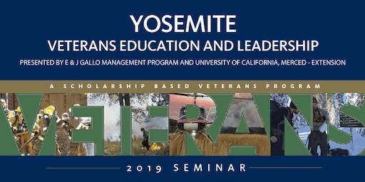 Veterans Education and Leadership Seminar