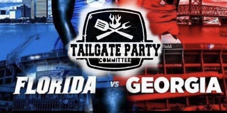 Georgia vs Florida Tailgate Party tickets