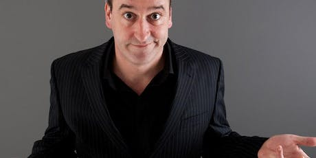 Boothby Graffoe Live at the Comedy Junction tickets