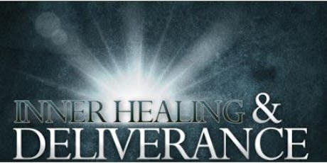 INNER HEALING & DELIVERANCE EXPERIENCE tickets