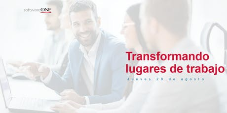 Transformando lugares de trabajo boletos