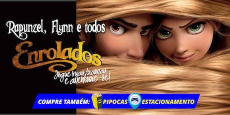 Desconto: Rapunzel e Seus Amigos Enrolados, no Teatro BTC ingressos