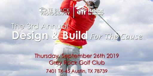 Design & Build For The Cause After Party Ticket: The 19th Hole Awards Lunch