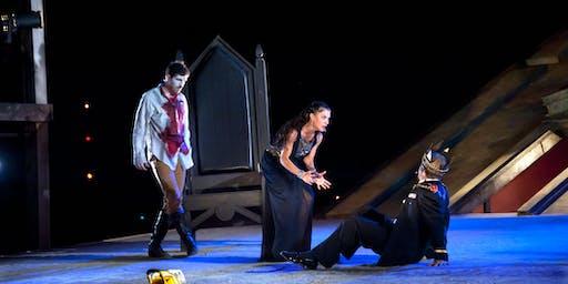Shakespeare in the Park:  Macbeth