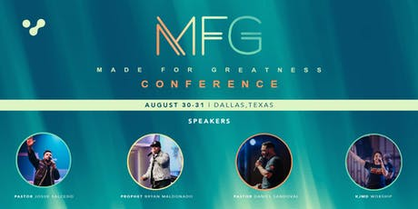 Made For Greatness Conference tickets