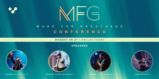 Made For Greatness Conference