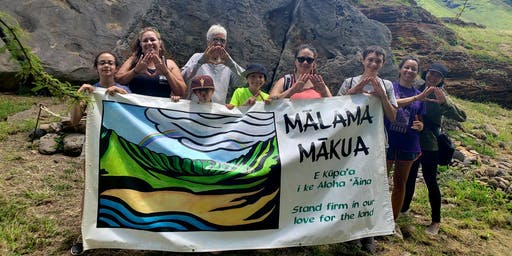 Mākua Cultural Access - Saturday, Sept. 21, 3 pm - Nā Kama Kai/Sustainable