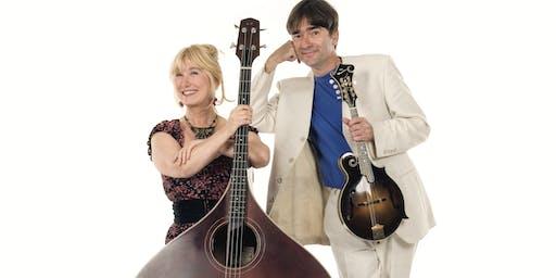 Simon Mayor & Hilary James