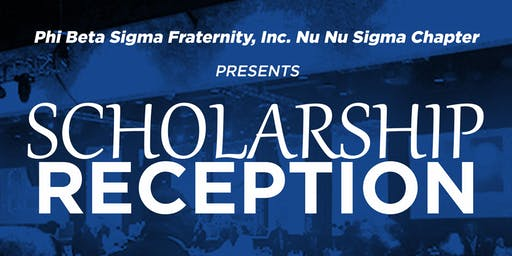 Phi Beta Sigma Fraternity, Inc. - 2020 Scholarship Reception