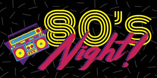 Totally Awesome 80's Party at Sand Hollow Resort!