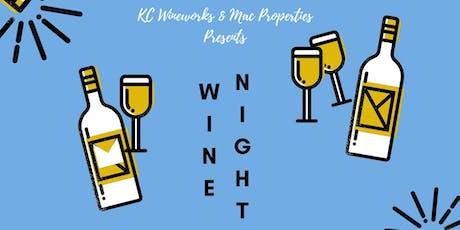 Rooftop Wine Night w/ KC Wineworks tickets