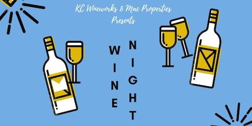 Rooftop Wine Night w/ KC Wineworks