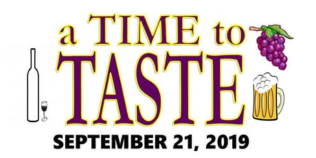 A Time to Taste - Wine & Beer tasting tickets