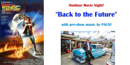Movies & Music - Back to the Future - 1985, PG (116 minutes)
