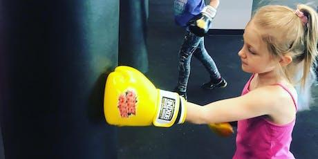 Kid's Boxing Clinics tickets