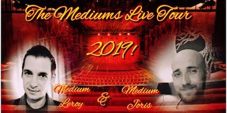 The Mediums Live Tour 2019 / Tilburg tickets