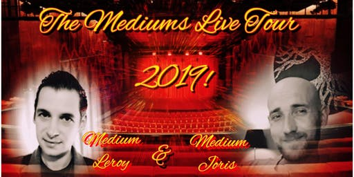 The Mediums Live Tour 2019 / Tilburg