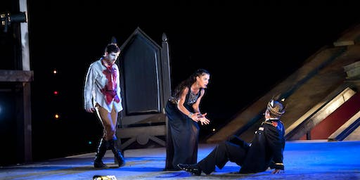 Shakespeare in the Park:  Macbeth