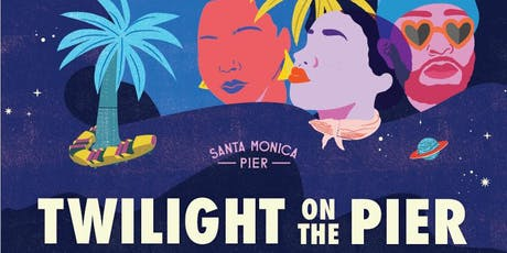Twilight on the Pier: Island Tides featuring Hollie Cook