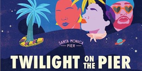 Twilight on the Pier: Aussie Splash featuring Methyl Ethel tickets