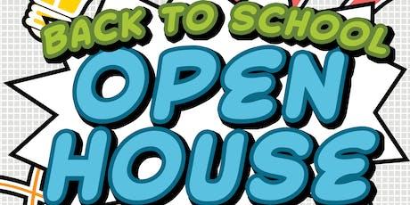 Code Ninjas Back To School Open House tickets