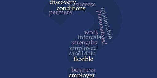 What Makes Customized Employment Work?