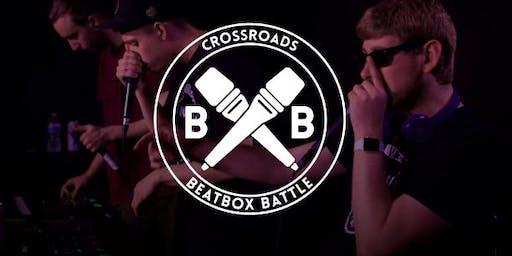 CROSSROADS BEATBOX BATTLE @ recordBar