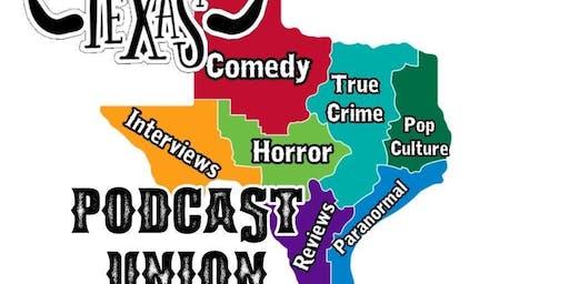 Texas Podcast Union - San Antonio