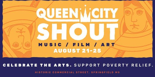 Queen City Shout 2019