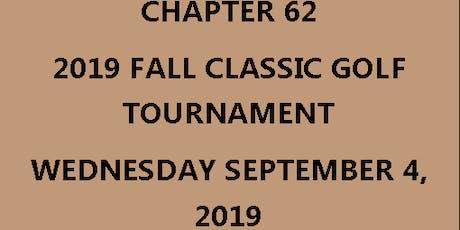 IRWA CH 62 Fall Classic Golf Tournament tickets