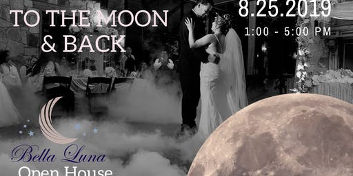 Bella Luna Hall Open House- To the Moon & Back!
