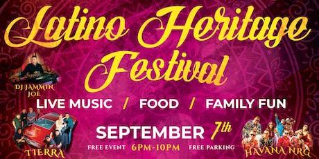 Latino Heritage Festival - FREE - DeSoto tickets
