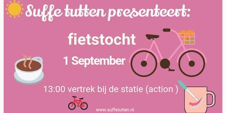Suffe tutten fietstocht tickets