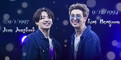 Namkook Bday Event 2019