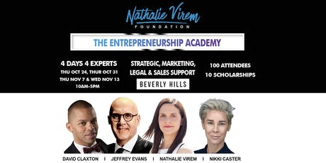 The Ultimate Entrepreneurship Workshop tickets