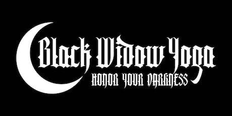 Sabbath Sunday: Black Sabbath Metal Yoga with Black Widow Yoga tickets