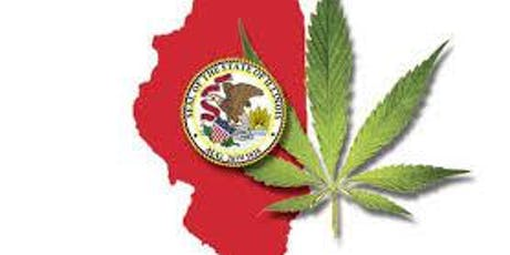 Legalization of Marijuana in Illinois with State Senator Heather Steans tickets