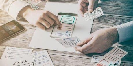 Workshop: Introdução a Prototipagem rápida de requisitos de softwares - Outubro/2019 - Turma TARDE ingressos