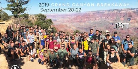 2019 Grand Canyon Breakaway Weekend! tickets