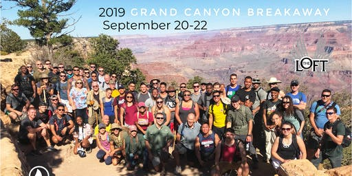 2019 Grand Canyon Breakaway Weekend!