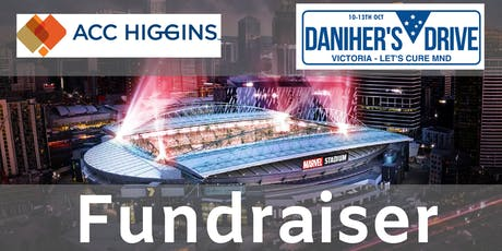 Daniher's Drive ACC Higgins Team Fundraising Event tickets