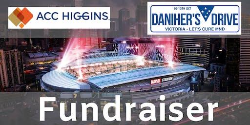 Daniher's Drive ACC Higgins Team Fundraising Event