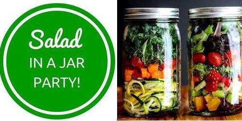 Salad Jar Party