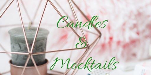 Candles & Mocktails