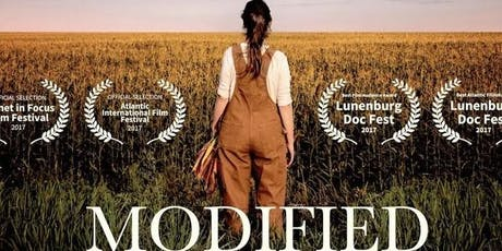 Modified: A Free Film Screening about GMOs tickets