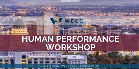 2019 Human Performance Conference tickets