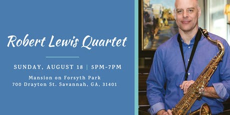 Robert Lewis Quartet tickets