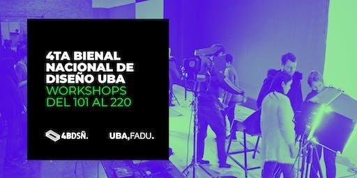 4BDSÑ - Workshops del 101 al 220